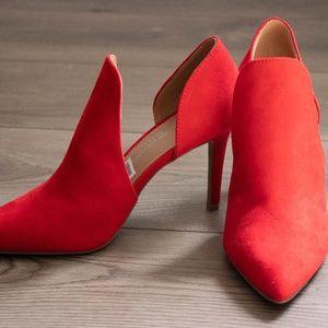 Red Women's Heels